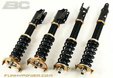 BC Racing BR RA Series Coilovers Shocks Kit - 90-93 Toyota Celica GT4 ST185 AWD