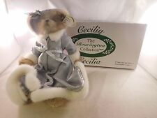 New In Box The Bearington Collection Cecilia Bear (J)