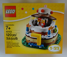 Lego Set 40153 Birthday Cake Party Table Decoration Jester Pop Up Surprise Clown