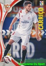 440 DANIEL CARRICO PORTUGAL SEVILLA.FC READING.FC CARD MEGACRACKS 2016 PANINI