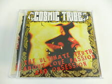 Cosmic Tribe - The Ultimate Truth About Love, Passion And Obsession. CD - Top.