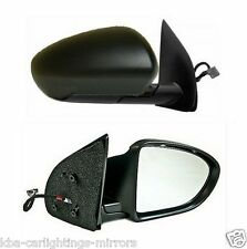 NISSAN QASHQAI 07-10 ELECTRIC POWER FOLDING DOOR WING MIRROR RH RIGHT DRIVER O/S