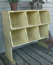 Primitive Chicken Coop Cupboard  Storage Bin Pattern/Plan WN139
