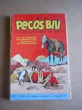 Gli Albi di Pecos Bill n°56 1961 edizioni Fasani  [G402]