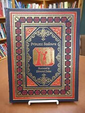 Princess Badoura by Laurence Housman Easton Press Classic Arabian Nights