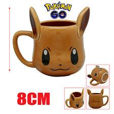 Pokemon Pocket Monster Eevee Cup Mug Coffee Cup Ceramic Water Cup Best Gift