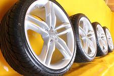 4x NEU für Audi Q5 8R 8R1 17 Zoll Alufelgen AF6 silber Winterräder 235 65 R17