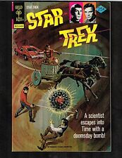Star Trek #36 - Scientist Escapes into Time...  Gold Key - (9.0) WH