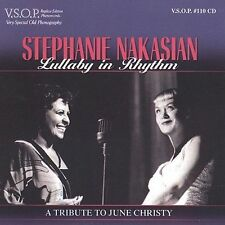 Lullaby in Rhythm by Stephanie Nakasian (CD, Sep-2002, VSOP)