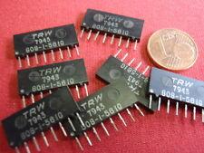 Rara vez! resistencia-matriz 560 Ohm Sil, por ejemplo, LED de 12v rm2, 54mm 7x 23355-17