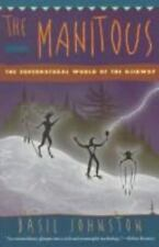 The Manitous: The Spiritual World of the Ojibway-ExLibrary
