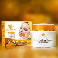 100% Original Chandanalepa Natural Ayurvedic Herbal Skin Cream 12g  GOLDEN CREAM