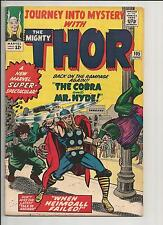JOURNEY INTO MYSTERY #105 THOR VF- WHITE PAGES SILVER AGE 1964 MARVEL COMICS