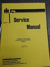 onan engine manual ih blue ribbon cub cadet onan engine service manual vintage origanal 1983