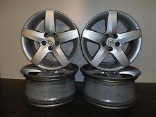 """4x Opel Omega B orig 17"""" Alufelgen 7.5x17 ET39 5x110 GM TP Felgen Vectra C 75072"""