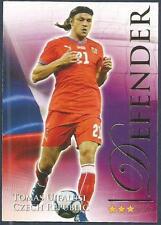 FUTERA 2010 WORLD FOOTBALL-SERIES 2- #541-CZECH REPUBLIC-TOMAS UJFALUSI