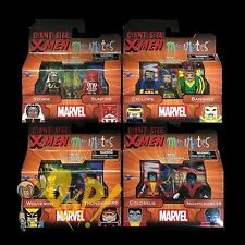 Marvel MINIMATES Series 68 Giant-Size X-MEN Variant Action Figure SET 4x2-Packs!