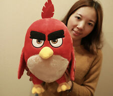 1pcs 50CM Big plush red angry birds Cute Giant Large Stuffed Soft Plush Toy Doll