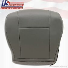 2009 2010 2011 2012 2013  Ford E250 Econoline Van Driver Bottom Seat Cover GRAY