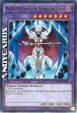 INGLESE D/D/D d'Arco Re dell'Oracolo ☻ Rara ☻ MP16 EN077 ☻ YUGIOH ANDYCARDS