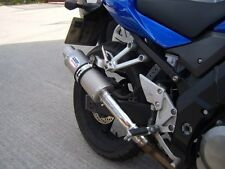 Suzuki SV650  1998- 2002 Satin Stainless GP PRO RACE MTC Exhaust
