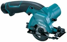 Makita Rechargeable Circular Saw Iron Plate 10.8V 1.3Ah 85Mm Body Only New /A1