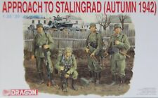 Dragon 6122: 1/35 German Infantry Approach to Stalingrad Autumn '44 (4 Figures)