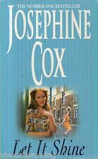 Let it Shine by Josephine Cox (Paperback, 2001)