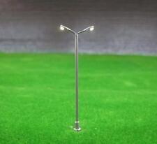 S530 - 10 Stück doppelte Peitschenleuchte mit LED 7cm 12-19V Straßenlampen