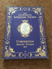 THE ILLUSTRATED LONDON NEWS Coronation Record Number 1937 ~ GEORGE VI