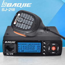 Baojie BJ-218 Dual-band 25W 256CH Scan Monitor CTCSS 2-way Radio Walkie-talkie
