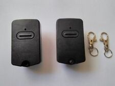 GTO Gate Opener, Comp Mighty Mule Entry keyChain & Visor Transmitter Remote 2PK