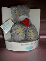 Me To You Bear with Red Roses Blue nosed Bear tatty teddy