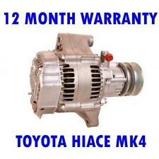 TOYOTA HIACE MK4 (IV) 2.4 1995-06 RMFD ALTERNATOR 12 MONTH WARRANTY