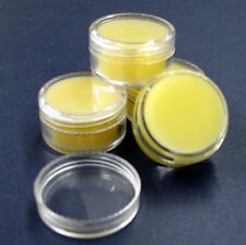 Healing Lip Balm by Natural Grace 2 Tubs Natural Cocoa Butter, Vit.E & Lavender