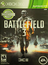 Battlefield 3 -- Platinum Hits (Microsoft Xbox 360, 2013) BRAND NEW SEALED