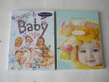 TWO JOANNA SHEEN CD ROMS  BABY LOVE  AND PRECIOUS PETALS