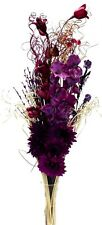 90 cm NEW Purple assorted Flower Bouquet perfect for a vase  GIFT weddings