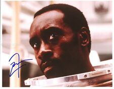DON CHEADLE - PHOTOGRAPH SIGNED