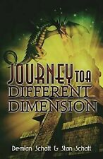 Journey to a Different Dimension: An Adventure in the World of Minecraft,GOOD Bo