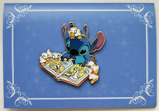 ACME HOTART DISNEY STITCH'S STORYTIME UGLY DUCKLING LILO LIMITED RELEASE PIN