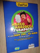 AUDIO CD MARCO MARZOCCA SVAMPATO! LE DISASTROSE IMPRESE DI ARIEL