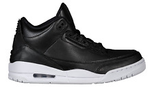 NIB NIKE Mens 15 AIR JORDAN 3 RETRO 136064 020 BLACK BASKETBALL SHOES $190