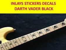 STICKERS INLAY GUITARRA DARTH BLACK DECALS VISIT OUR STORE WITH MANY MORE MODELS