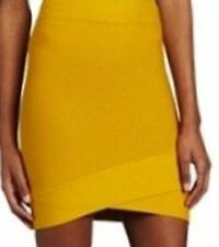 "BCBG NWT ""Silvie"" Cumin Power Skirt New S  LHL3B897"