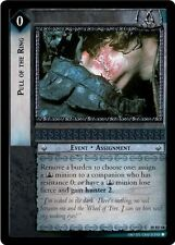 LOTR TCG T&D Treachery & Deceit Pull Of The Ring FOIL 18RF18