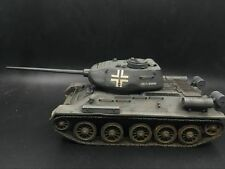 Forces of Valor 1:32 Russian T-34/85 Seized Version by German, Eastern Front