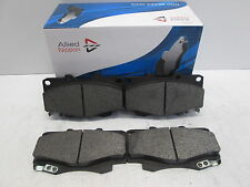 FRONT BRAKE PADS SET FIT TOYOTA HILUX PICKUP 2001-2016 2.5 3.0 4.0 4WD D-4D