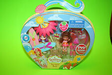 NEW STRAWBERRY SHORTCAKE SUN LOVIN BEACH PLUM PUDDING & ORANGE BLOSSOM MINI DOLL