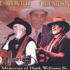 Butler, Nelson: Memories of Hank Williams Sr.  Audio Cassette